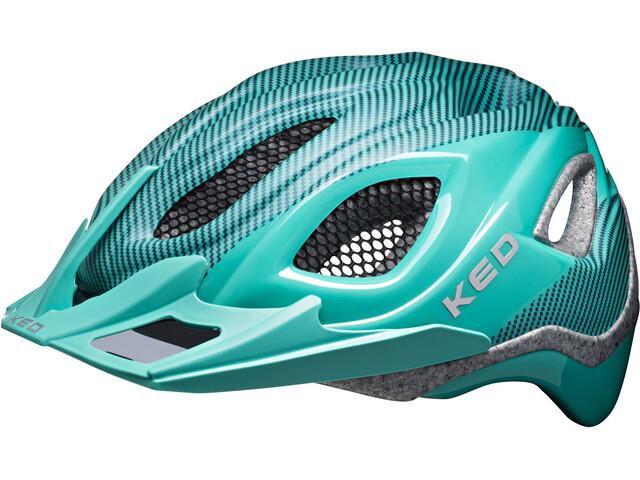 KED Certus Pro Helmet Mint Glossy Matt